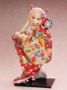 吉徳×F:NEX 小林さんちのメイドラゴン トール -日本人形-