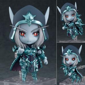 ねんどろいど World of Warcraft シルヴァナス・ウィンドランナー